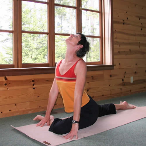 mendocino resort at the stanford inn - yoga