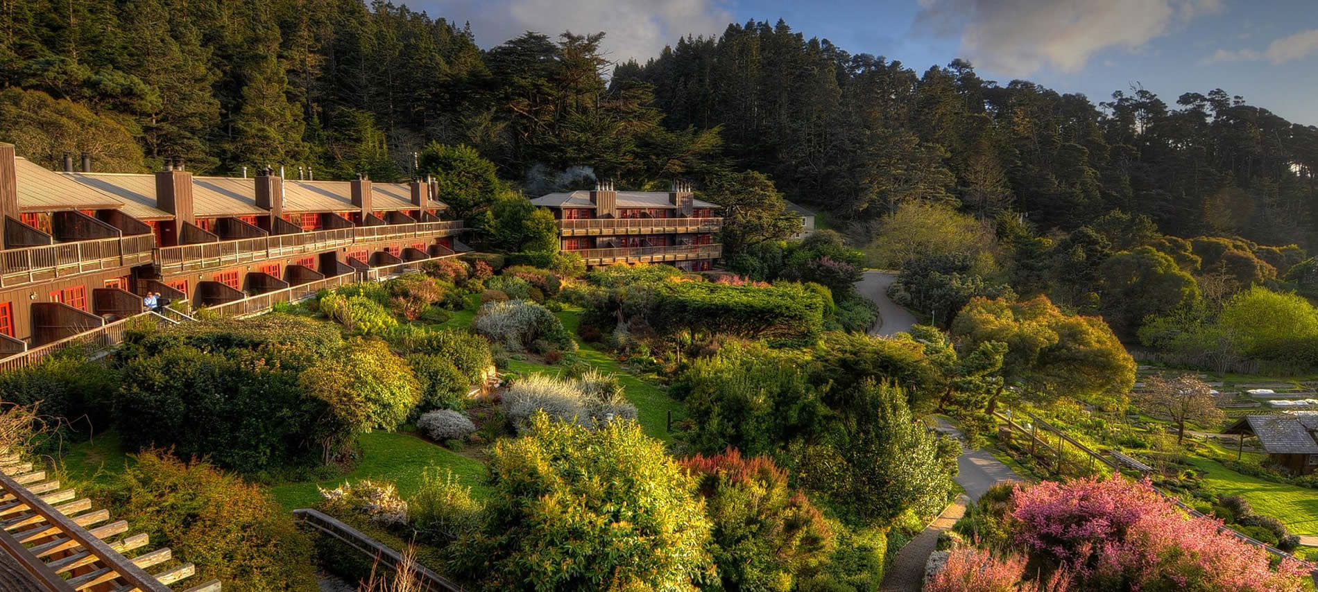 mendocino hotel and resort for group use - corporate meetings, business retreats