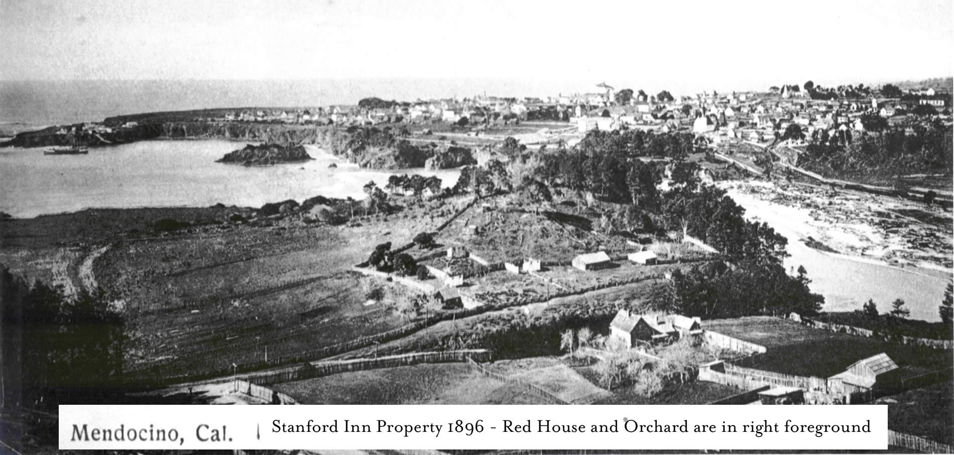 stanford inn historic photo
