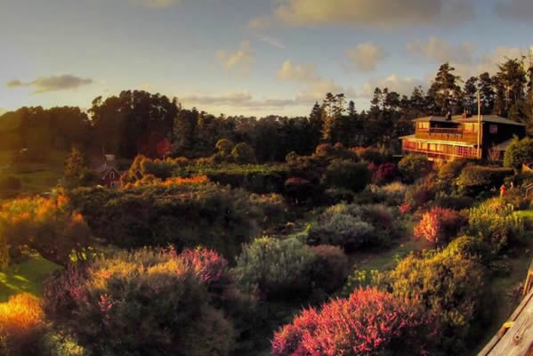 mendocino vacation packages: wellness